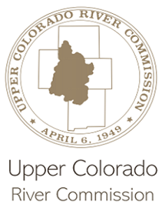Upper Colorado River Commission Logo